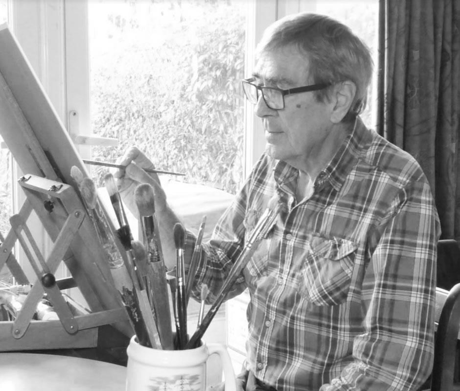 David Whitson - Gosport Hampshire Artist