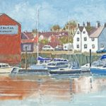Fareham Creek – Art Prints and Painting
