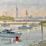 Forton Lake, Portsmouth Harbour