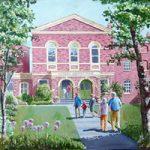 Friends' Meeting House Brighton – Art Prints
