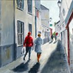 Bemister Lane, Gosport – Art Prints and Oil Painting