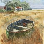 Old Boat at Pin Mill, Suffolk – Art Prints For Sale