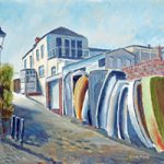 Old Hardway Lane – Art Prints and Painting For Sale
