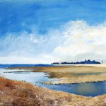 River Alver at Stokes Bay – Art Prints and Painting For Sale