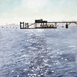 Sultans Jetty Portsmouth Harbour – Art Prints and Painting For Sale