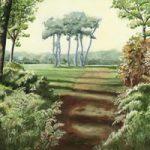 Trees at Hindhead, Surrey – Art Prints