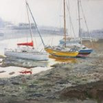 Winter Morning, Titchfield Haven